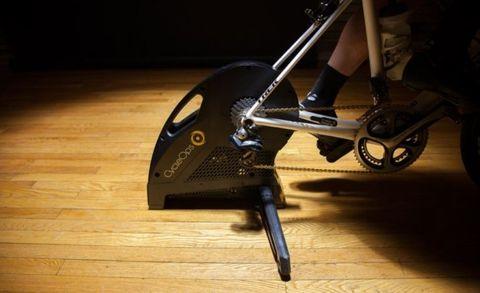 Review, Cycleops hammer, indoor smart trainer