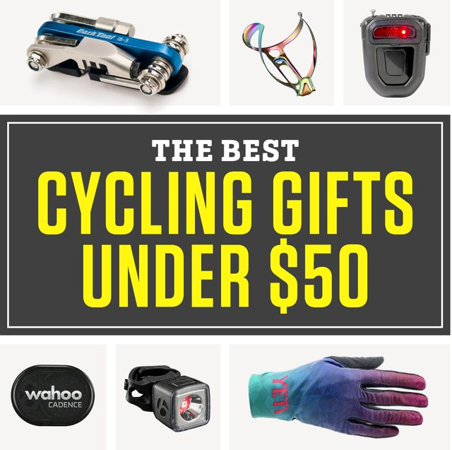 The Best Cycling Gifts Under $50