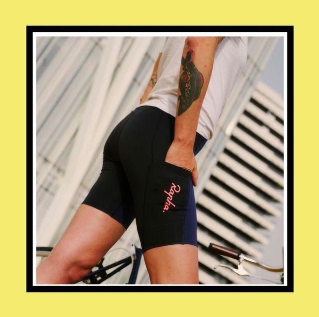 womens cycling running shorts