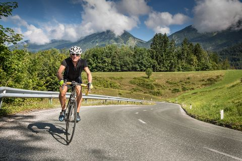 Ride Your Way to Some Serious Anti-Aging Benefits