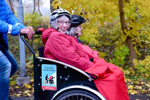 'Cycling Without Age' Brings the Joy of Riding to Those Who No Longer Can