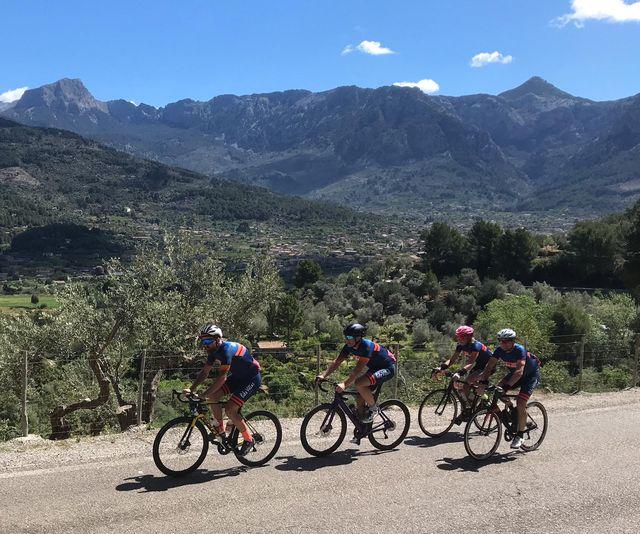 bicycling, fietsen, wielrennen, gravel, mountainbike, mallorca, vakantie, spanje, covid, corona