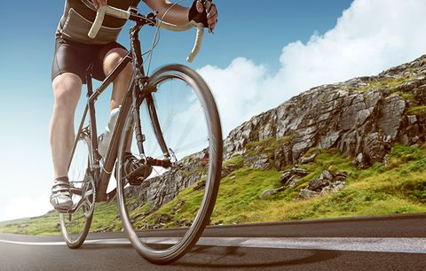 cyclist intervals