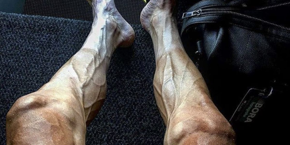 Tour De France Legs Whats Happening With Their Veins