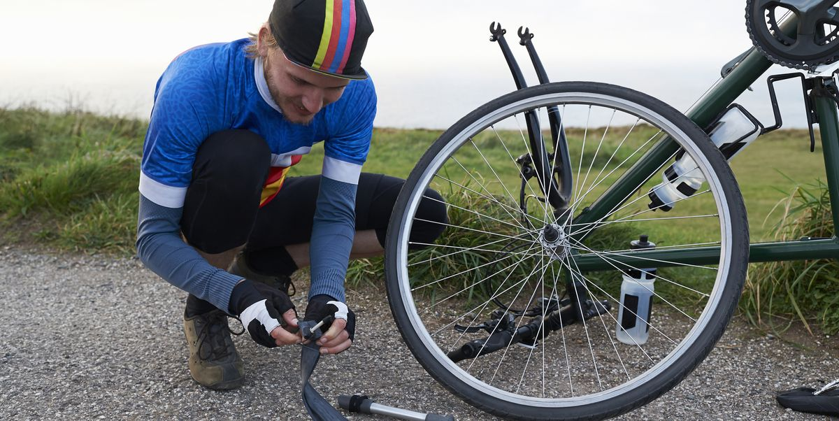 Everything You Need to Know to Fix a Flat Bicycle Tire