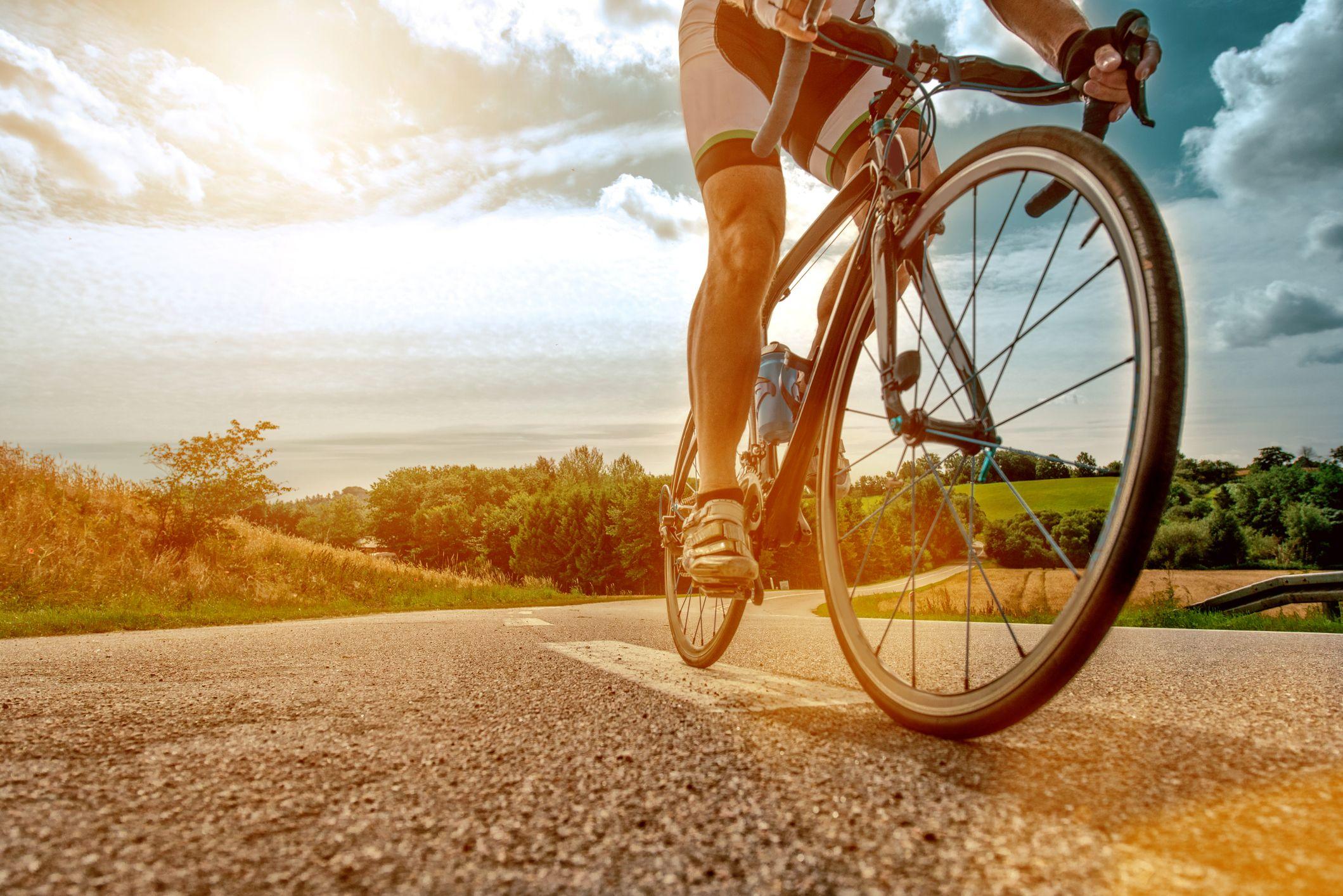 La bicicleta es buena para adelgazar