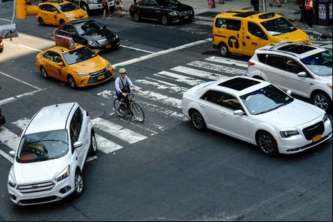 NTSB to Bike Riders: It's on You to Stop Getting Hit by Drivers