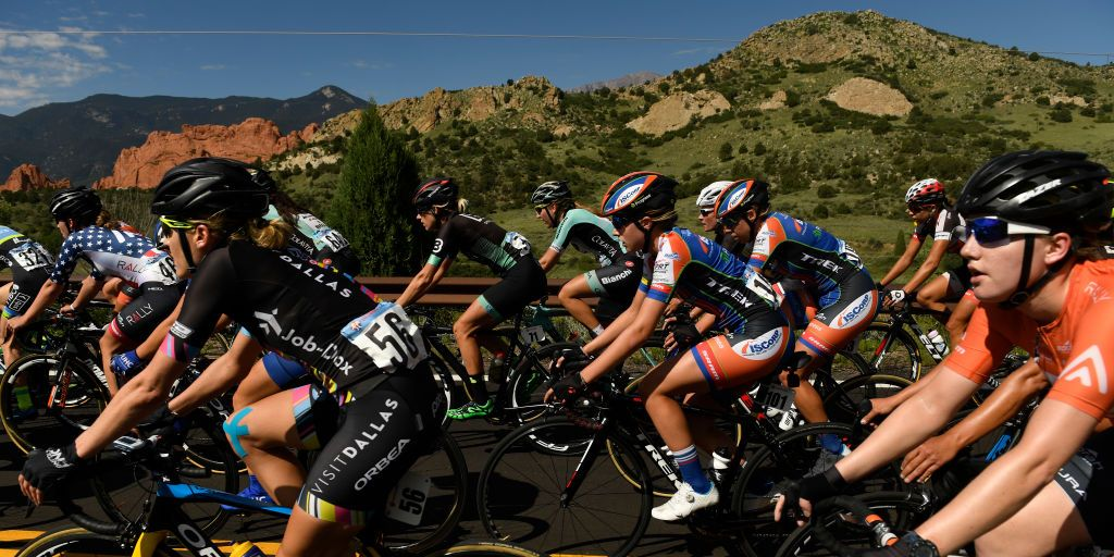 Colorado Classic bike race kicks off in Colorado Springs