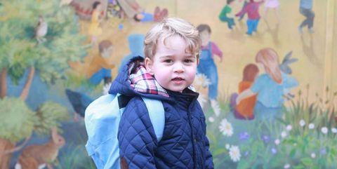 Prince George Backpack