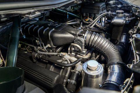 Aston Martin Built A V8 Cygnet Yeah That Cygnet