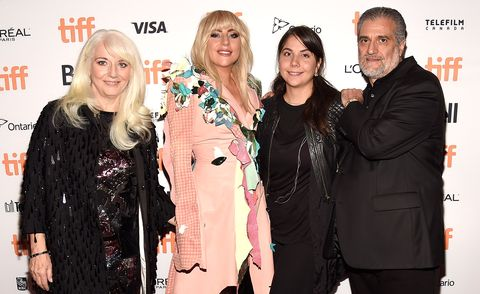 """Lady Gaga's Mom on Raising a Daughter With Depression: """"I Know How Hard It Is"""""""