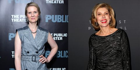"""Cynthia Nixon y Christine Baranski fichan por """"The Gilded Age"""""""