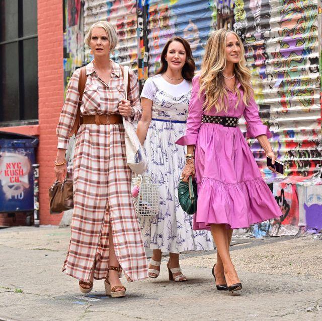 celebrity sightings in new york city july 20, 2021