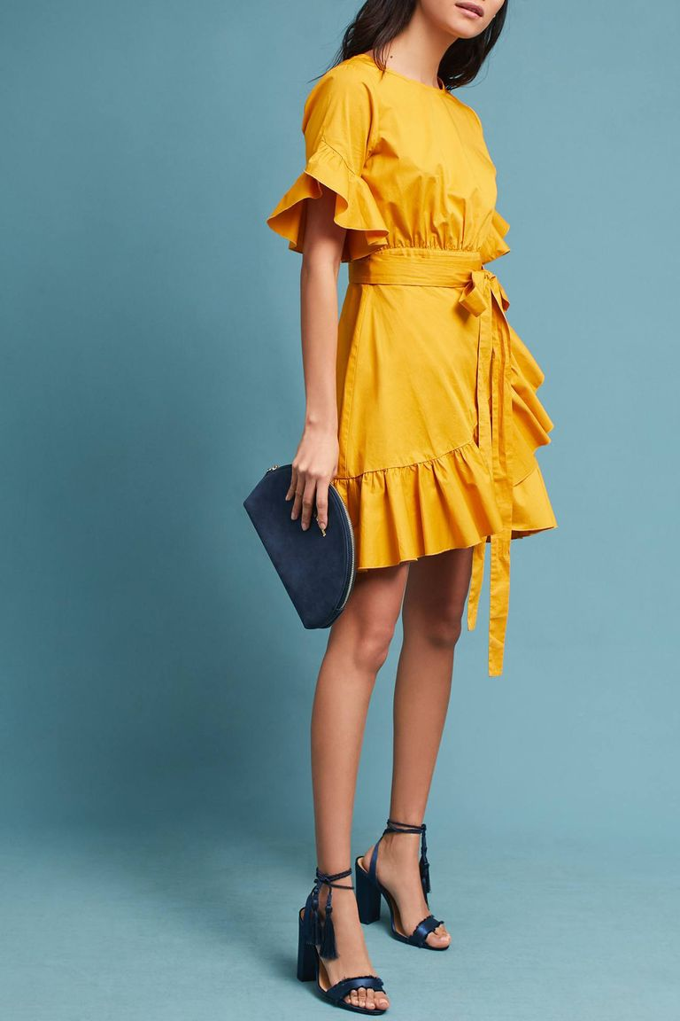 16 Spring Wedding Guest Dresses - What to Wear to Spring 2018 Wedding