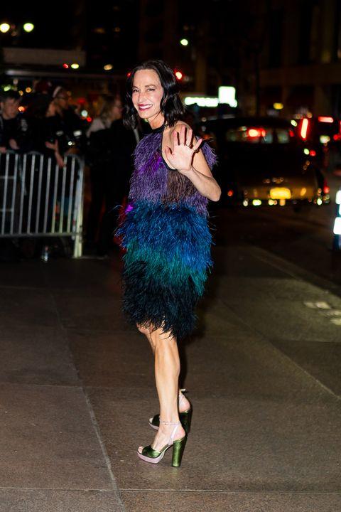 Celebrity Sightings In New York City - April 06, 2019