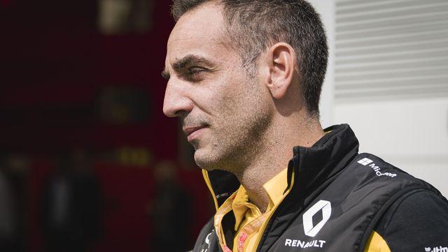 cyril abiteboul, renault sport f1 teams team principal