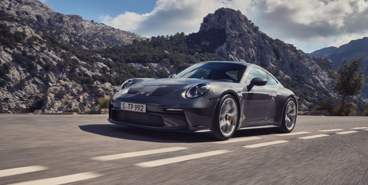 Why the Manual-Transmission Porsche 911 GT3 Fails California's Noise Test - RoadandTrack.com