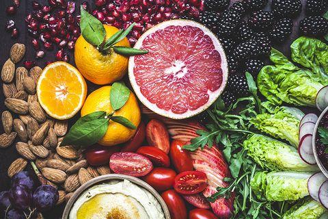 GM Diet, 奇蹟食譜,減重菜單