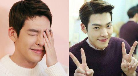 Hair, Face, Forehead, Eyebrow, Skin, Facial expression, Chin, Nose, Cheek, Hairstyle,