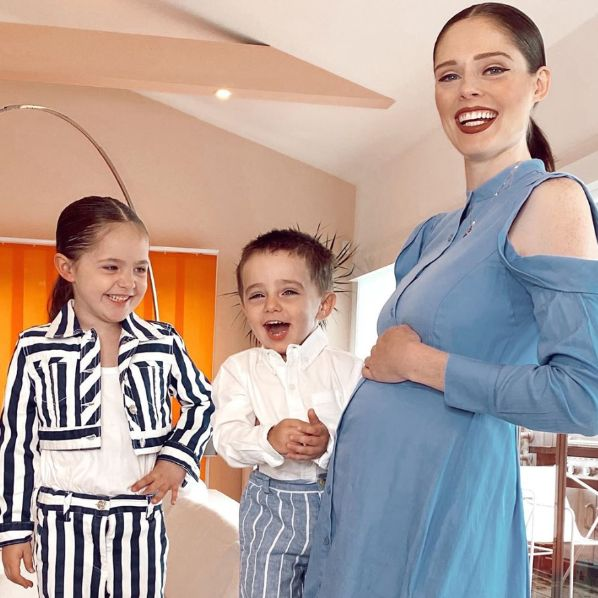coco rocha, 懷孕, 超模