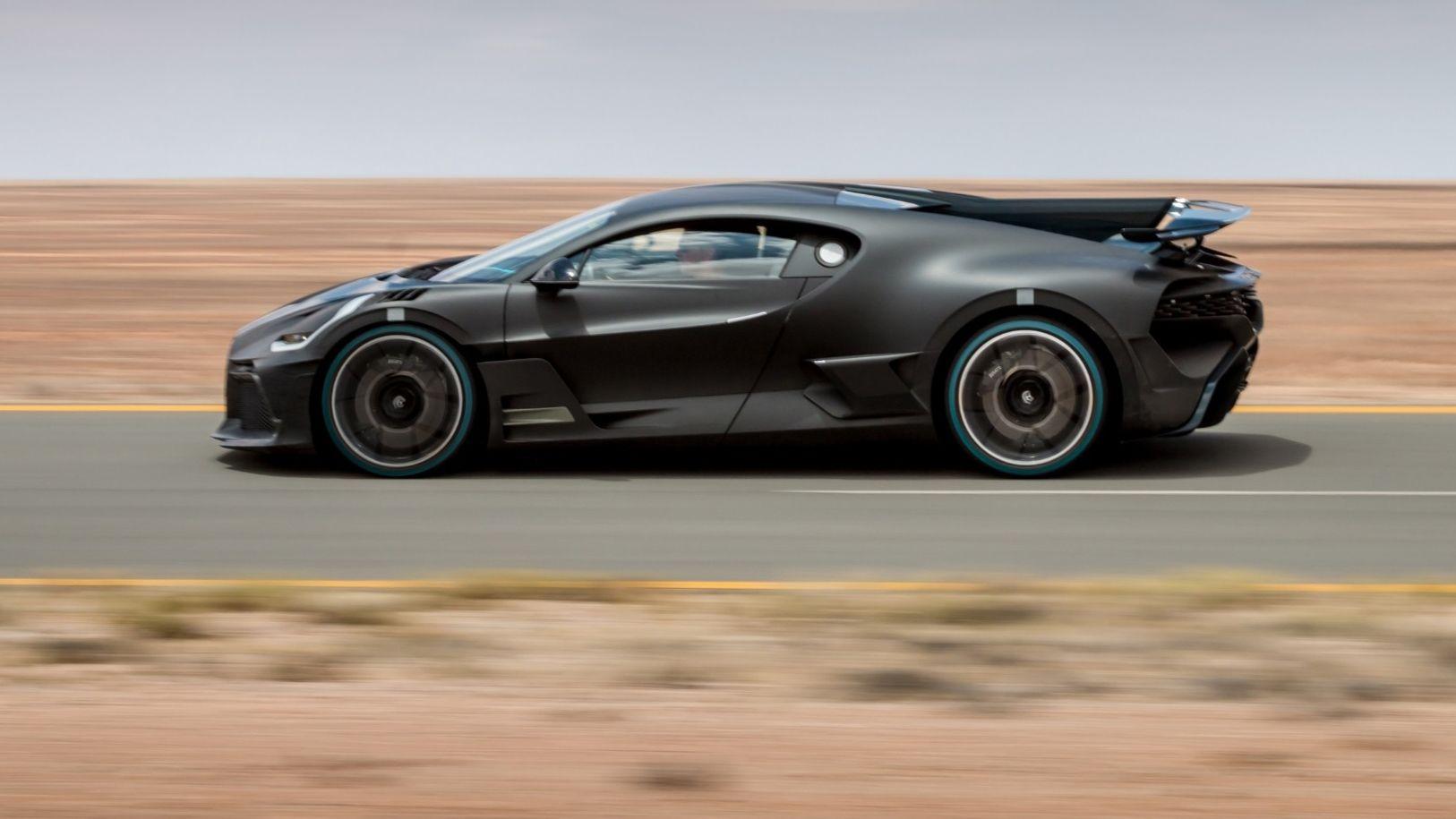 Gallery 2020 Bugatti Divo