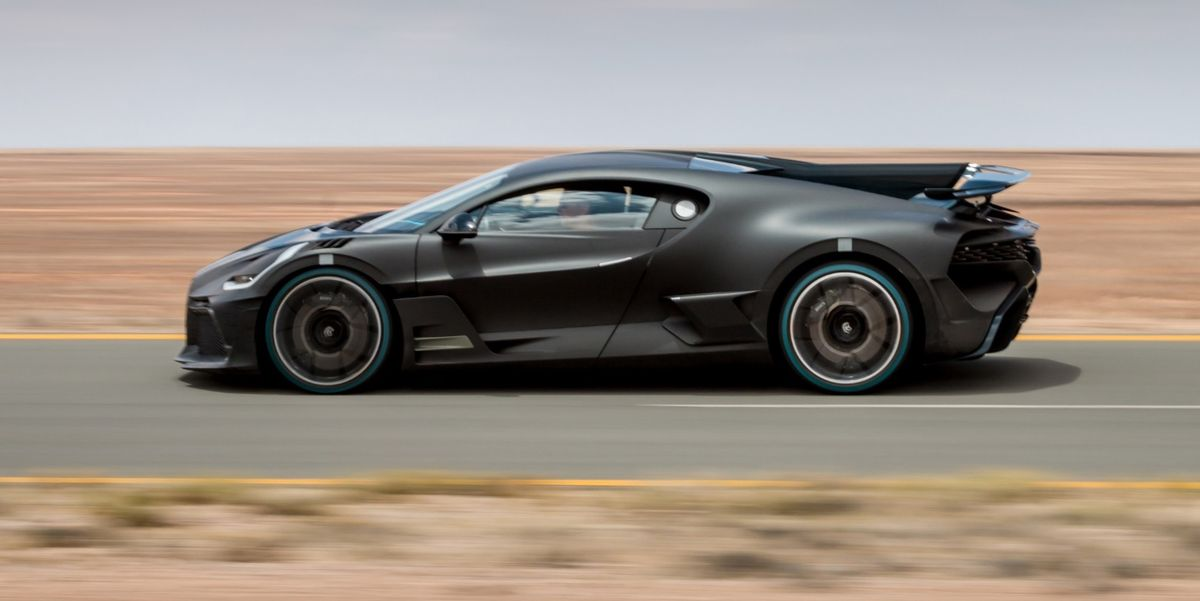 The $5.4 Million Bugatti Divo Is Engineered to Do What the Chiron Cannot