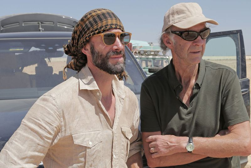 Joseph And Ranulph Fiennes Just Invented A Whole New TV Sub-Genre