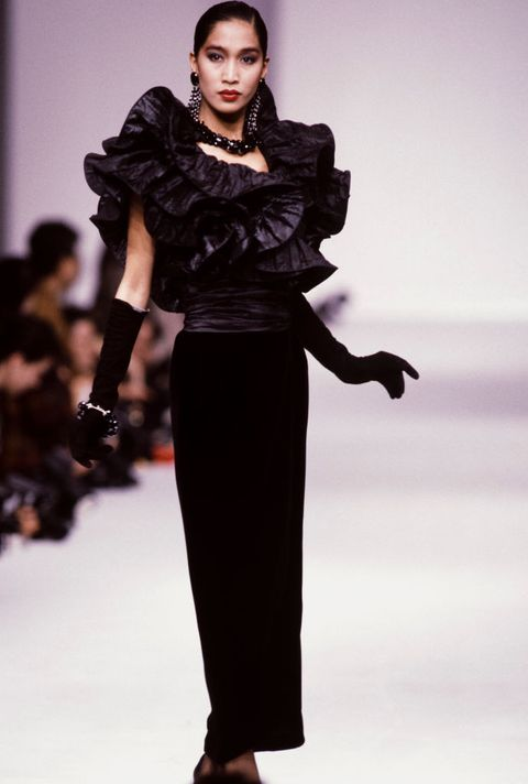 mode prêt à porter automne hiver 1985 1986