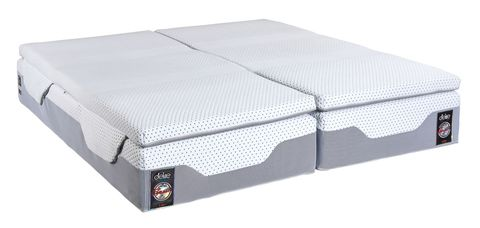 Dormire da re in un lussuoso letto di design