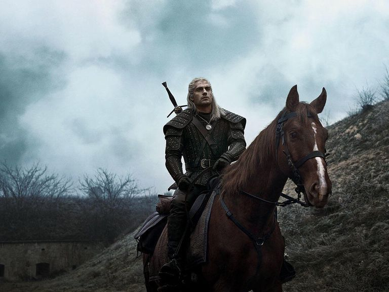 Netflix's The Witcher Has Henry Cavill Riding Roach, the Physics-Defying Horse