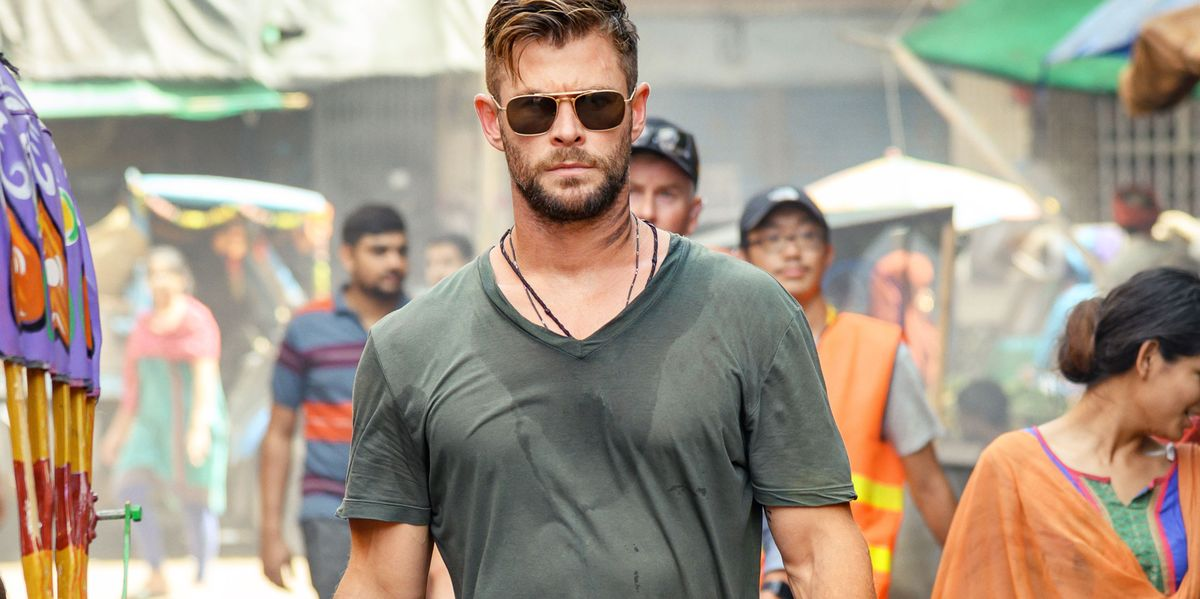 Fans React To Chris Hemsworth S Extraction