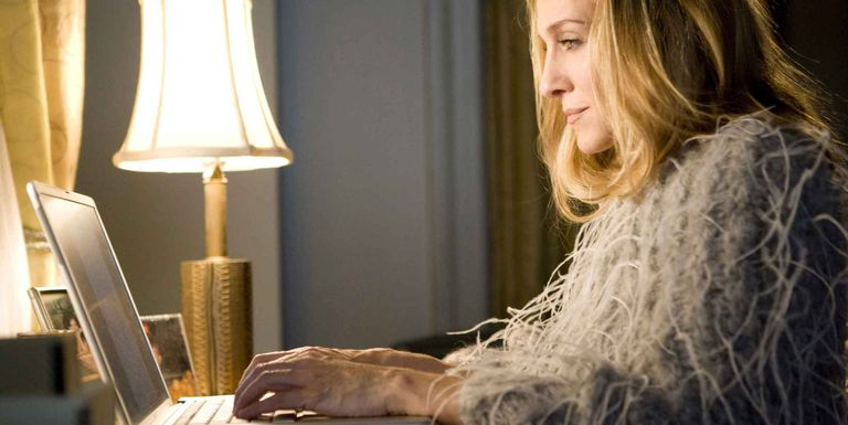 Image result for carrie bradshaw advice