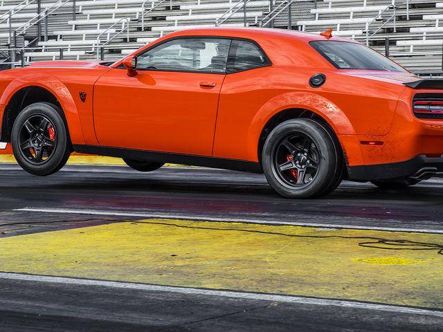 2018 Dodge Challenger Srt Demon Review Dodge Demon First Drive
