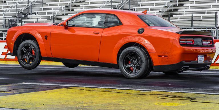 Dodge Demon Colors >> Dodge Challenger SRT Demon Deliveries Begin Today