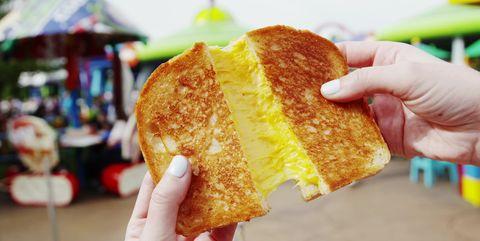 Food, Dish, Cuisine, Junk food, Baked goods, Ingredient, Bread, Breakfast, Fast food, Finger food,