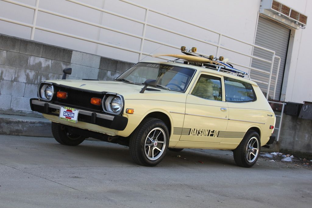 1977 Datsun F10 Wagon Survivor for Sale on eBay Motors