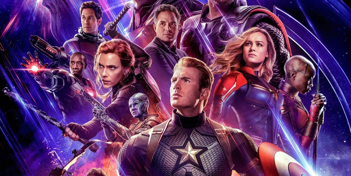 Avengers Endgame Poster Controversy Marvel Changed The Avengers