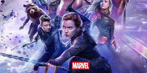 俄國版《復仇者聯盟4》的主角是「黑寡婦」史嘉蕾喬韓森!一張海報看出端倪