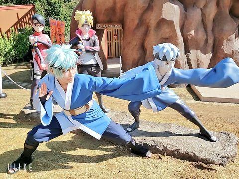 Anime, Kick, Contact sport, Zui quan,