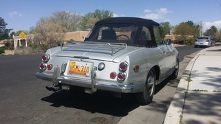 This Datsun Roadster Is Your Ticket to Vintage Summer Fun- quizcards
