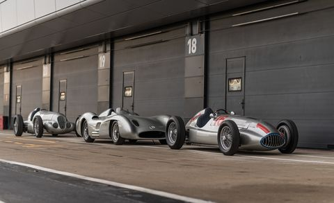 Classic Insight: 125 Years of Motorsport -  Photos 04.+ 05.04.19