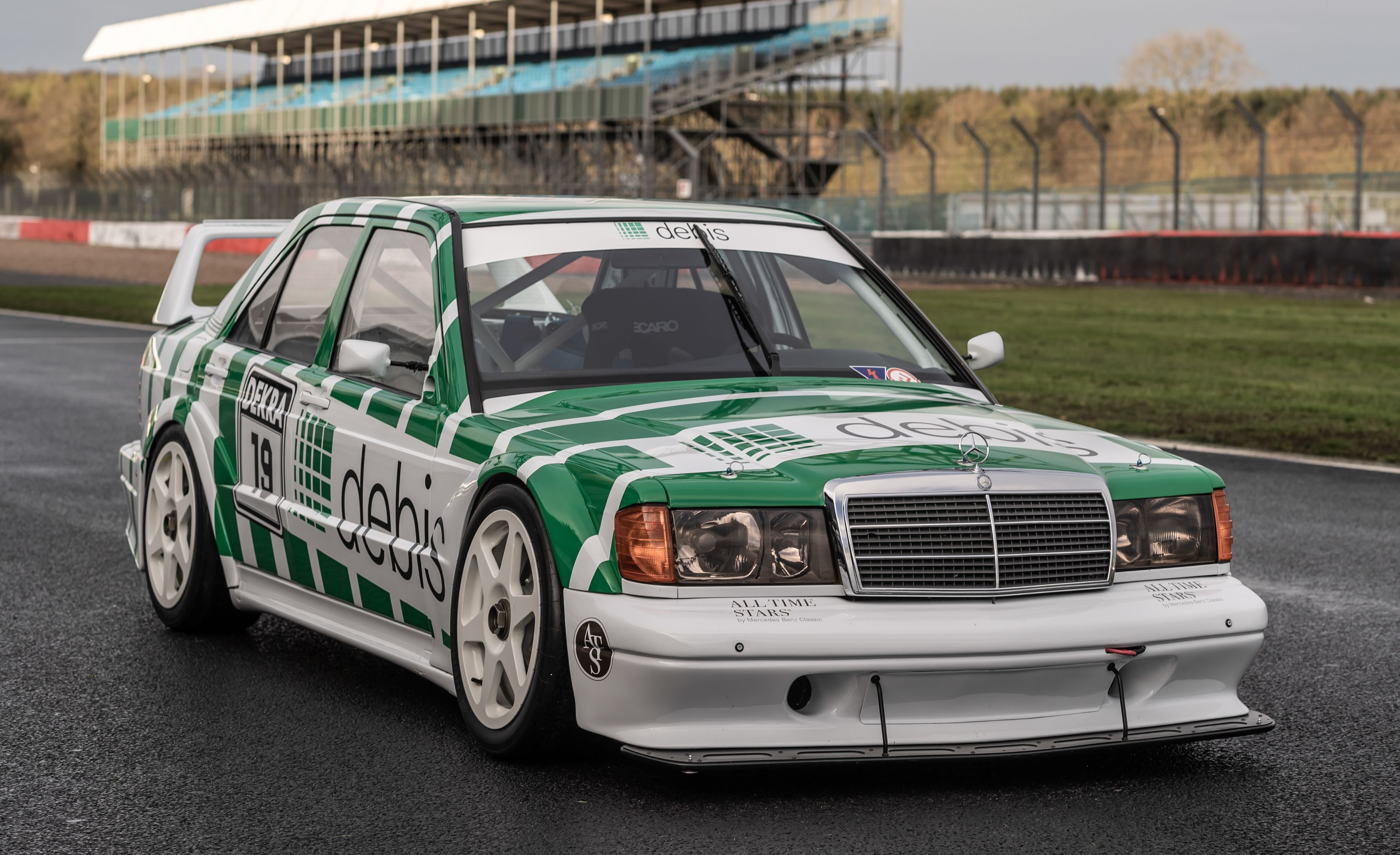 Mercedes-Benz's Greatest Racing Hits in Photos