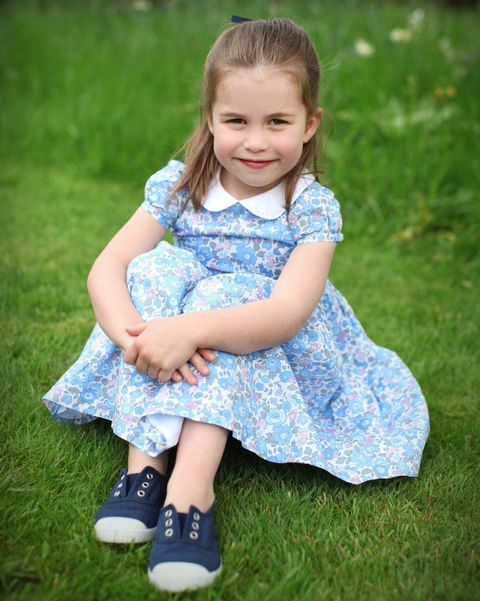 Shop Princess Charlottes 4th Birthday Dress