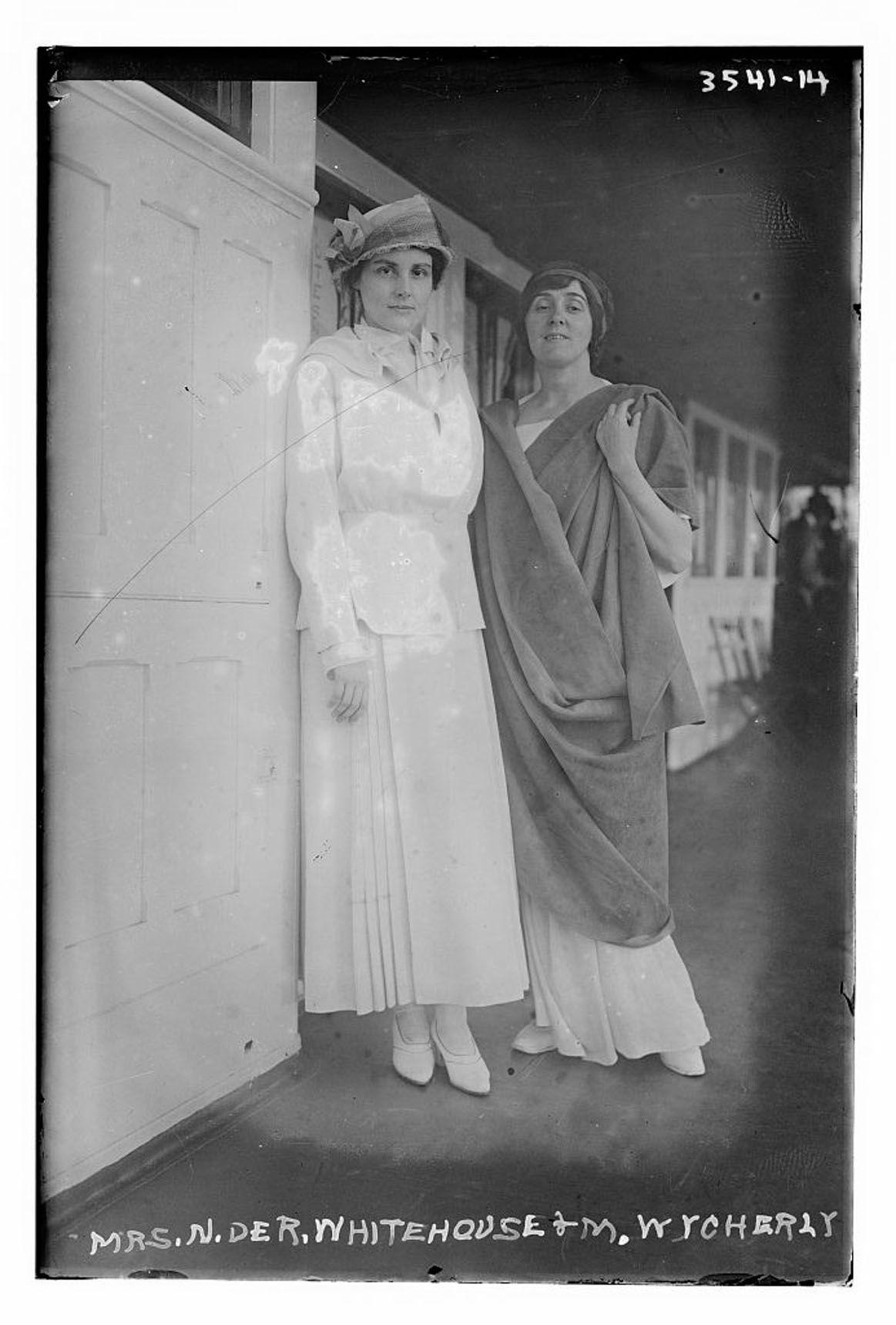 Mrs. N. Der. Whitehouse