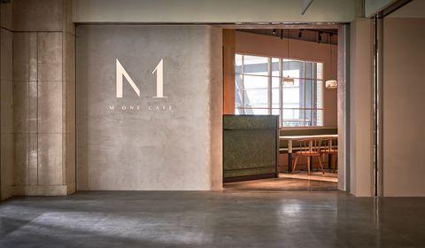 「m one cafe」進駐新光三越a11