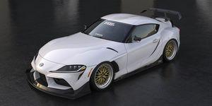 Toyota GR Supra Sema Show