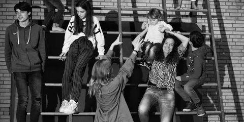 sjamke de voogd samengesteld gezin