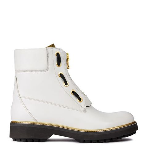 Shoe, Footwear, White, Boot, Beige, Work boots, Steel-toe boot, Hiking boot, Sneakers, Snow boot,