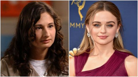 Here's How Gypsy Rose Reacted to Joey King's Emmy Nomination for 'The Act'