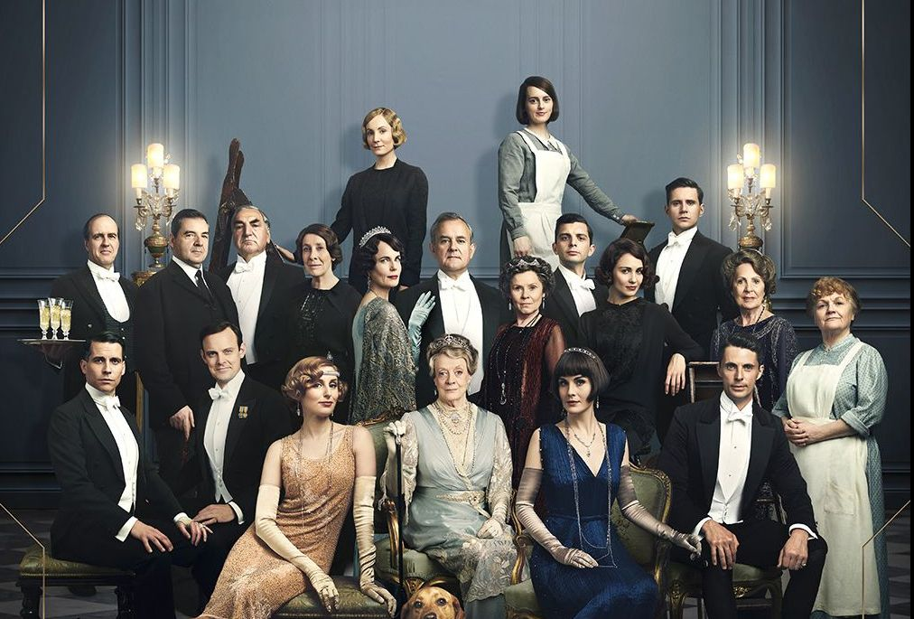 See the entire Downton Abbey cast in the film's brand new poster